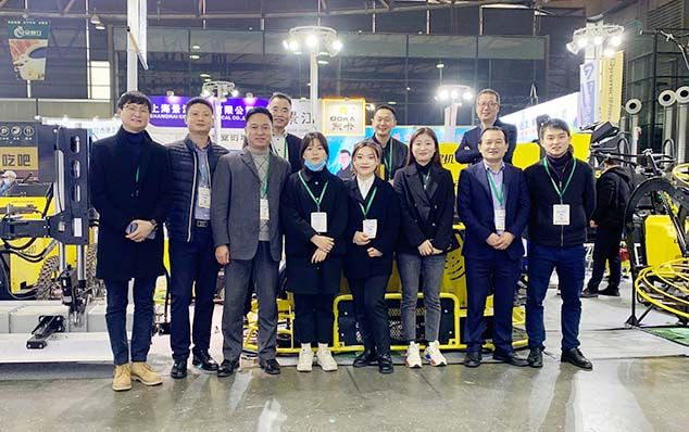 2020 bauma exhibition and floor exhibition ended successfully