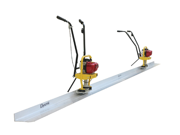 VS-50D Concrete Leveling Truss Screed Concrete Surface Screed Concrete Vibratory Screed with double engine