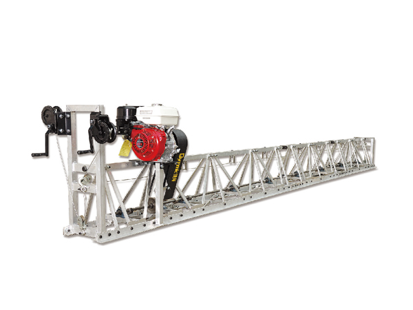 VTS-600 high quality Gasoline engine concrete truss screed for sale