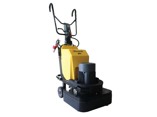 DY-720 China top brand floor concrete grinder planetary epoxy polisher marble terrazzo surface machine Price