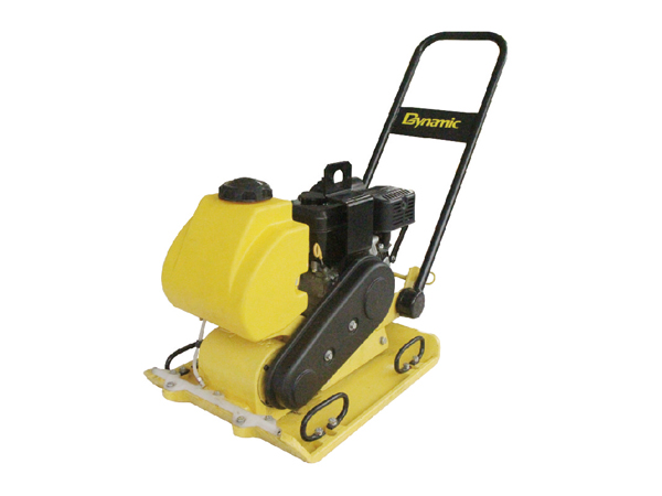 DYNAMIC Compacor Machine HZR-90 Handheld Easy operation vibrating With Water Tank Plate Compactor